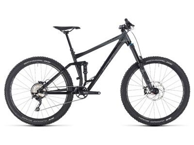 Cube Stereo 160 Race 27.5 black´n´grey