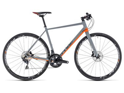 Cube SL Road Road SL grey´n´orange
