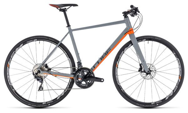 CUBE - SL Road Road SL grey´n´orange