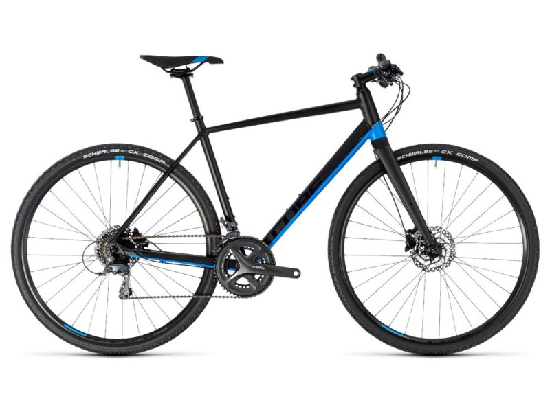 Cube SL Road black´n´blue