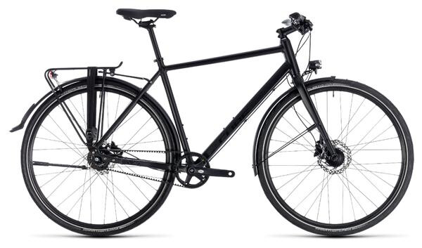CUBE - Travel SL black´n´black