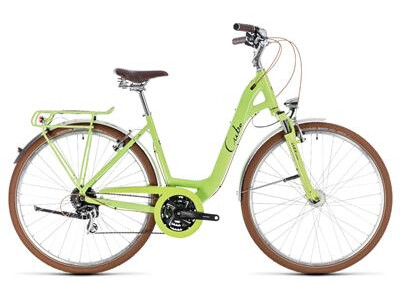 Cube Elly Ride green´n´black