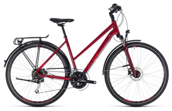 CUBE - Touring EXC darkred´n´red