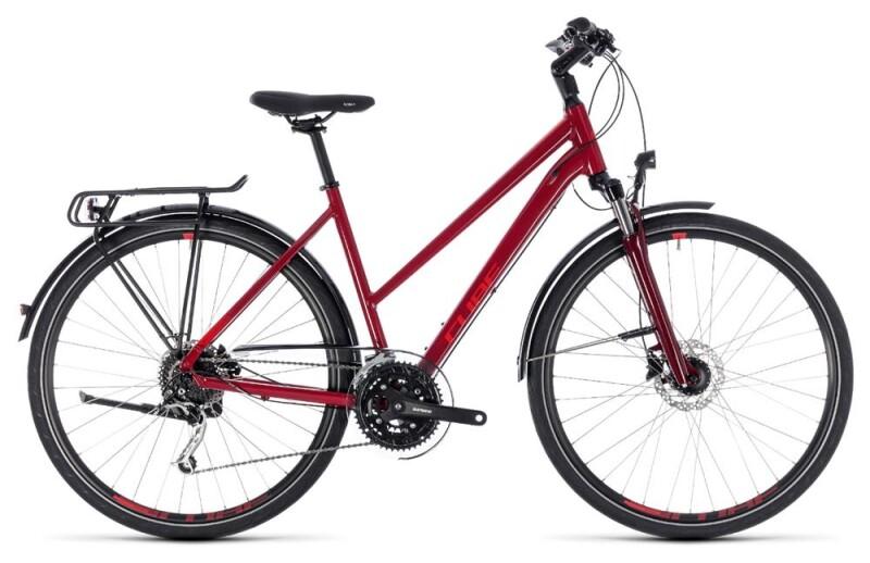 Cube Touring EXC darkred´n´red Trekkingbike
