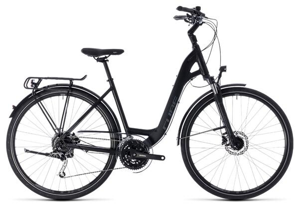 CUBE - Touring EXC black´n´grey