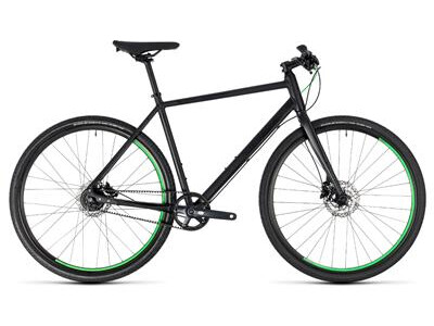 Cube Hyde Race black´n´green
