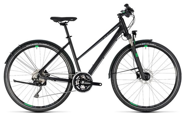 CUBE - Cross Allroad black´n´green