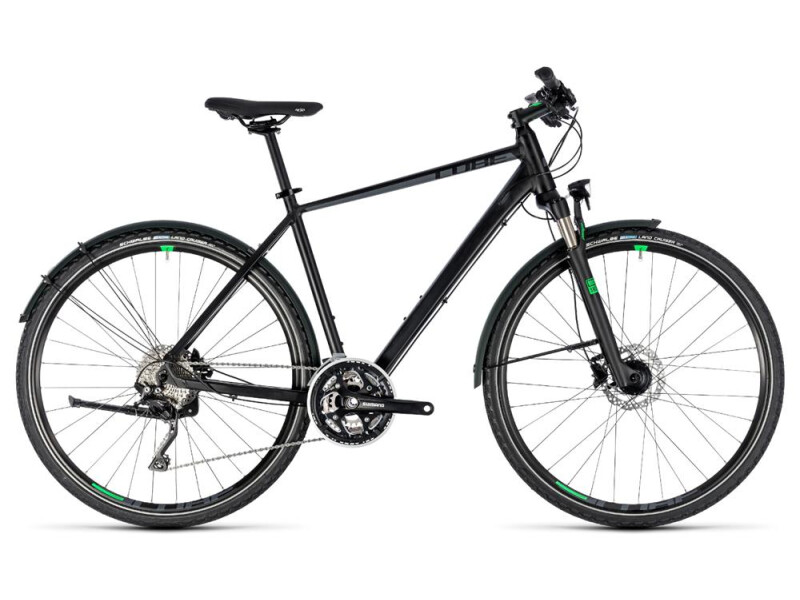 Cube Cross Allroad black´n´green