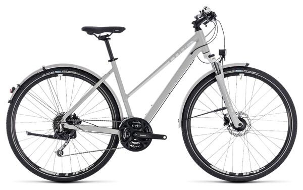 CUBE - NaturePro Allroad bright grey´n´white