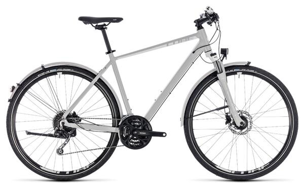 CUBE - Nature Pro Allroad bright grey´n´white