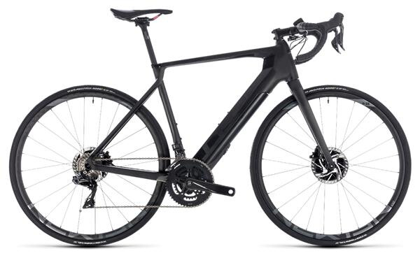 CUBE - Agree Hybrid C:62 SLT Disc black edition