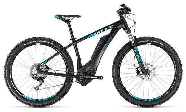 CUBE - Access Hybrid Race 500 black´n´mint