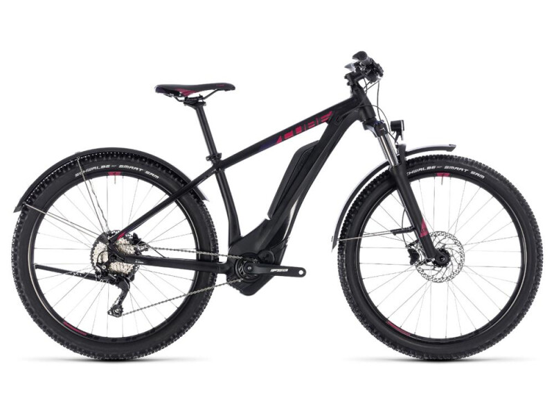 Cube Access Hybrid Pro Allroad 400 black´n´berry