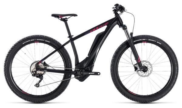 CUBE - Access Hybrid Pro 500 black´n´berry