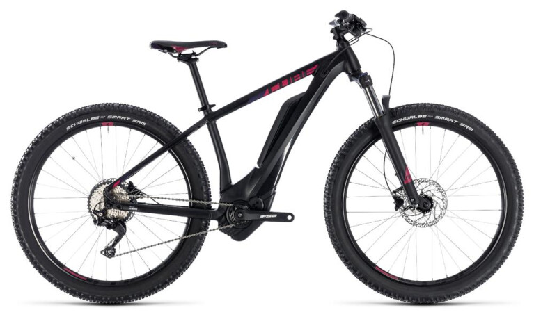 CUBE Access Hybrid Pro 500 black´n´berry