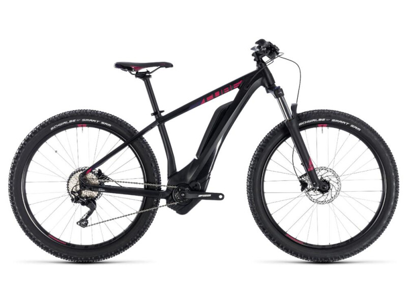Cube Access Hybrid Pro 400 black´n´berry