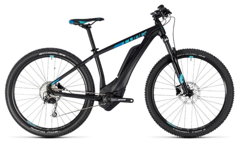Cube Access Hybrid ONE 500 black´n´aqua E-Bike
