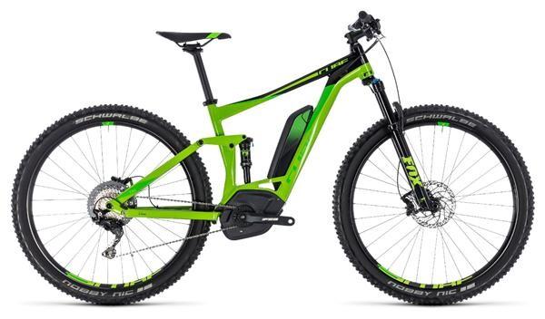 CUBE - Stereo Hybrid 120 EXC 500 green´n´leaf green
