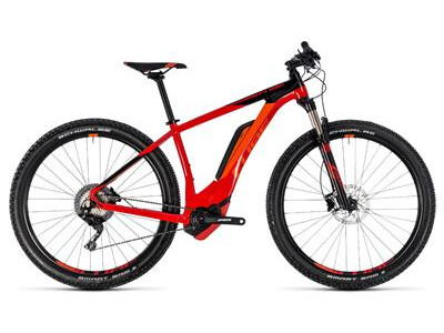 Cube Reaction Hybrid Race 500 red´n´black