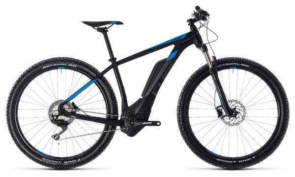 CUBE - Reaction Hybrid Race 500 black´n´blue