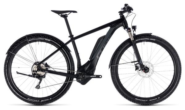 CUBE - Reaction Hybrid Pro Allroad 400 black´n´grey