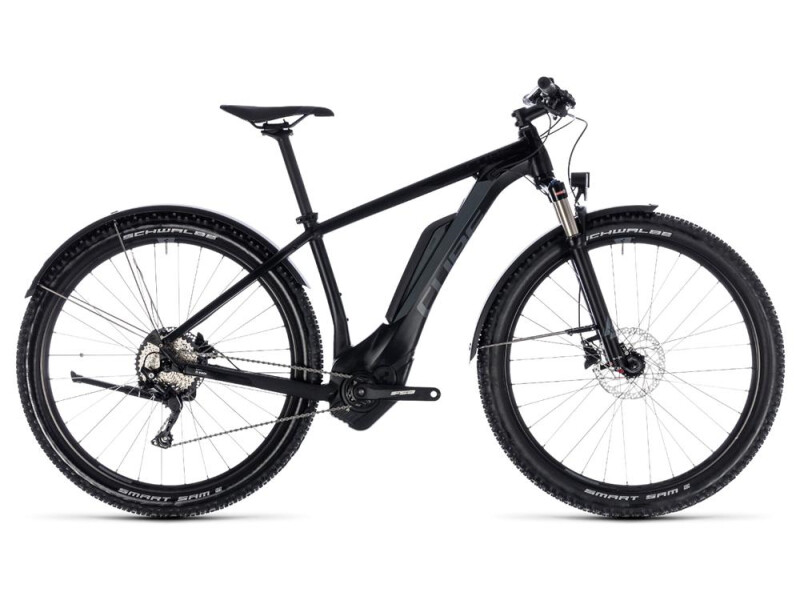 Cube Reaction Hybrid Pro Allroad 400 black´n´grey
