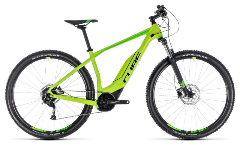 Cube Acid  Hybrid ONE 500 29 green´n´black E-Bike