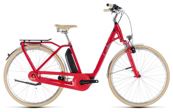 CUBE - Elly Cruise Hybrid 400 red´n´mint