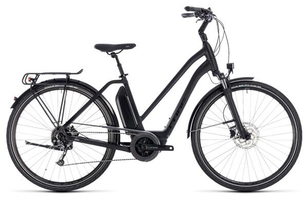 CUBE - Town Hybrid Sport 400 black edition