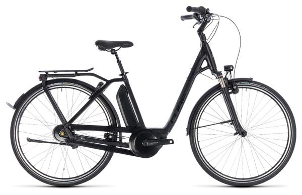 CUBE - Town Hybrid Pro 500 black´n´grey