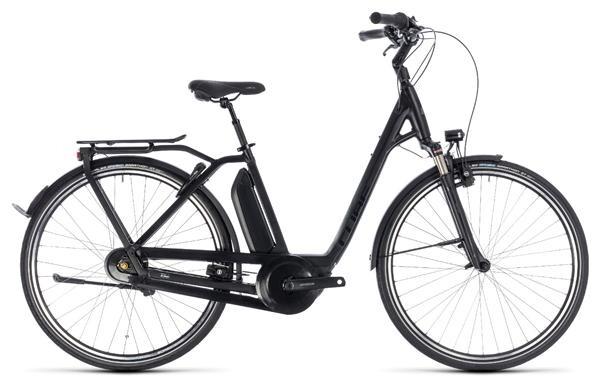 CUBE - Town Hybrid Pro 400 black´n´grey