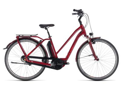 Cube Town Hybrid Pro 500 darkred´n´red