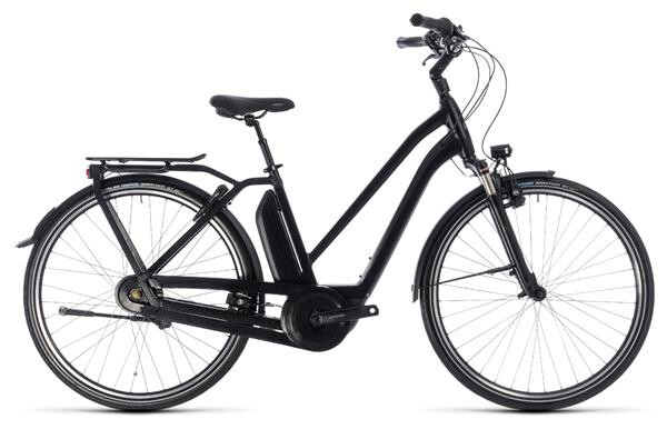 CUBE - Town Hybrid Pro RT 500 black´n´grey
