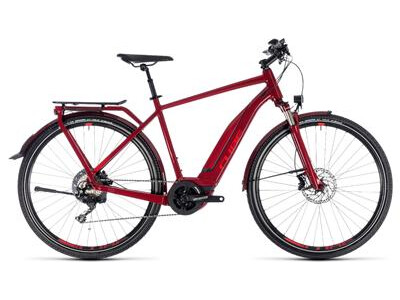 Cube Touring Hybrid EXC 500 darkred´n´red