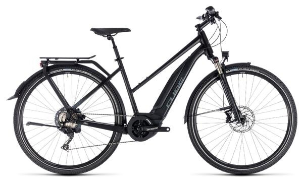 CUBE - Touring Hybrid EXC 500 black´n´grey