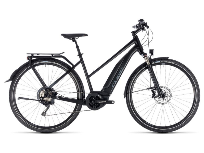 Cube Touring Hybrid EXC 500 black´n´grey