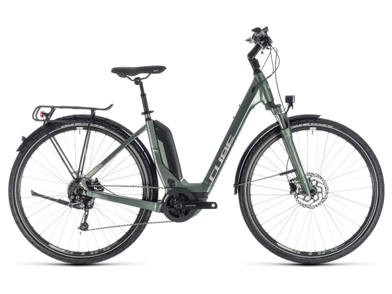 Cube Touring Hybrid ONE 500 frostgreen´n´silver