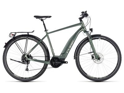 Cube Touring Hybrid ONE 400 frostgreen´n´silver