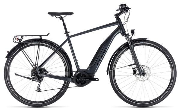 CUBE - Touring Hybrid ONE 500 iridium´n´black