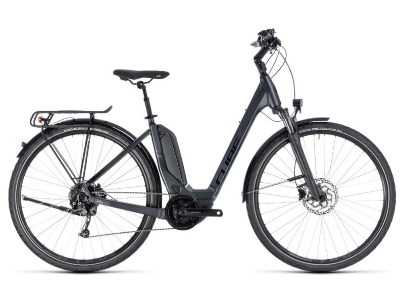 Cube Touring Hybrid ONE 400 iridium´n´black