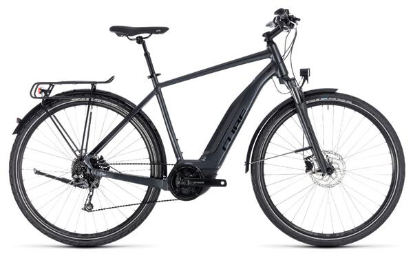 CUBE - Touring Hybrid ONE 400 iridium´n´black