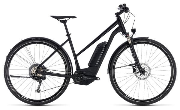 CUBE - Cross Hybrid Race Allroad 500 black´n´white