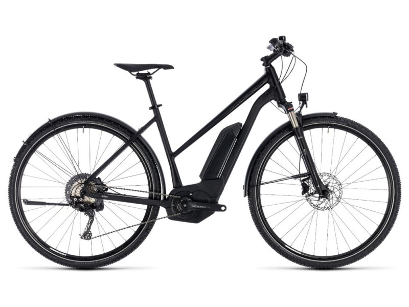Cube Cross Hybrid Race Allroad 500 black´n´white