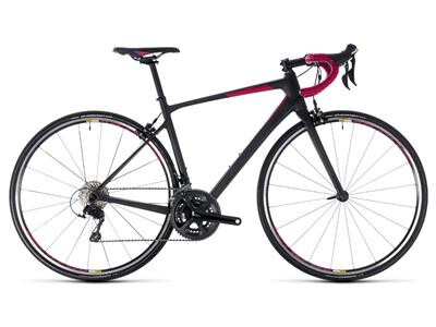 Cube Axial WS GTC Pro carbon´n´berry