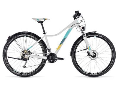 Cube Access WS Pro Allroad white´n´blue