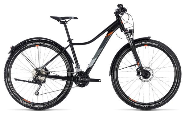 CUBE - Access WS Pro Allroad black´n´orange