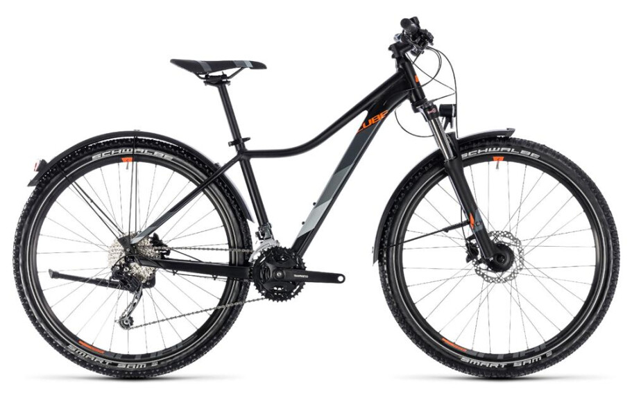Cube Access WS Pro Allroad black´n´orange