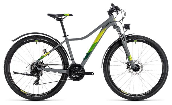 CUBE - Access WS Allroad grey´n´green