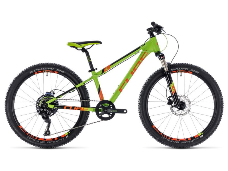 Cube Kid 240 Race green´n´orange