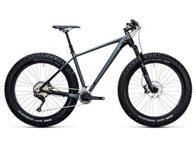Cube Nutrail Race grey´n´black